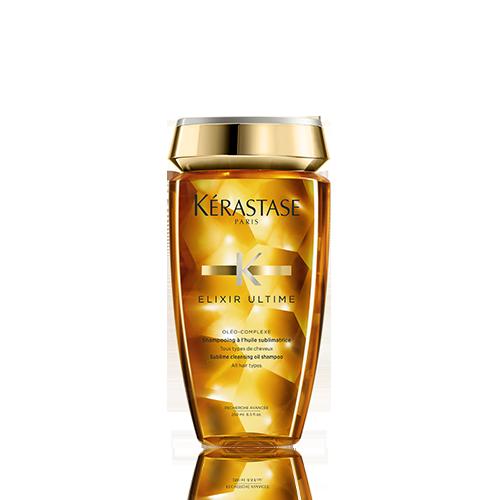 Kerastase Elixir - Ultime- Hair Bain Oleo Complexe - Saç Banyosu