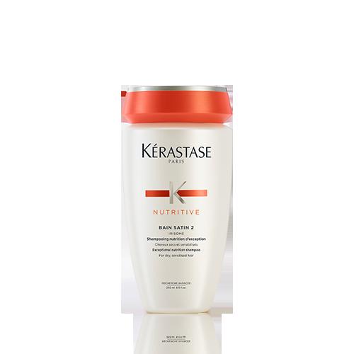 Kerastase Nutritive –Irisome Hair -  Bain Satin 2 - Komple Besleyici Saç Banyosu