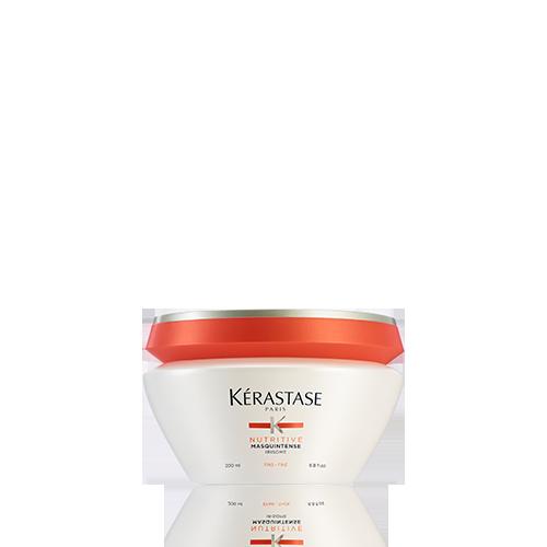 Kerastase Nutritive –Irisome Hair -  Masque Thin - Yoğun Besleyici Maske - İnce Telli Saçlar