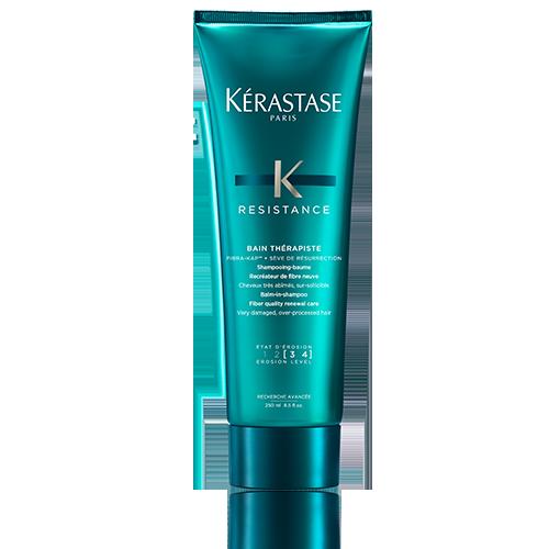 Kerastase Resistance Hair Therapiste Bain Saçı Yenileyen Kremsi Saç Banyosu