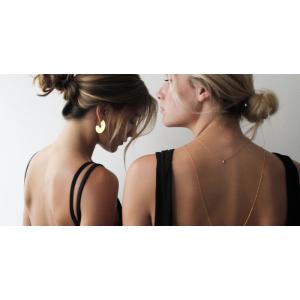 Sırt dekoltesine uygun saç modelleri